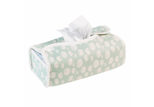 Trixie Baby Tissue box cover Balloon Turquoise