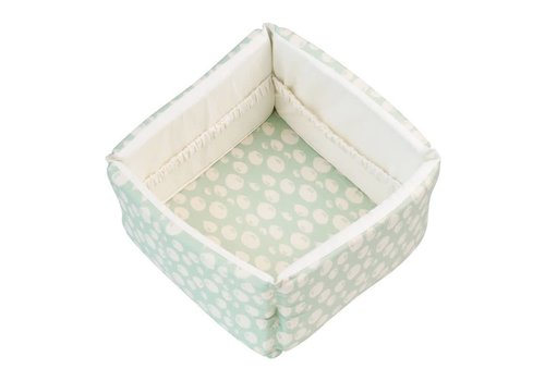 Trixie Baby Nursery basket Balloon Turquoise