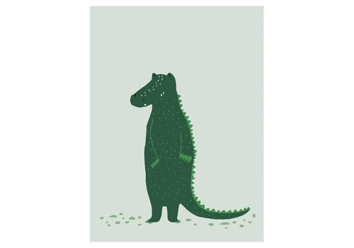Trixie Baby Poster Mr. Crocodile