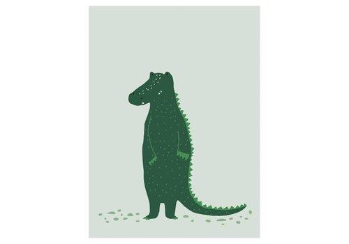 Trixie Poster Crocodile