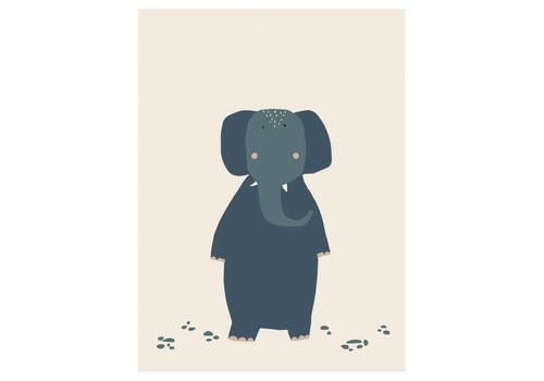 Trixie Baby Poster Elephant