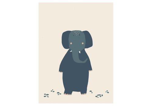 Trixie Poster Mrs. Elephant