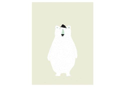 Trixie Baby Poster Polar Bear