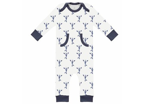 Fresk Pyjama zonder voet Lobster indigo blue