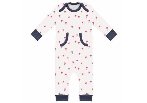 Fresk Pyjamas Tulip red