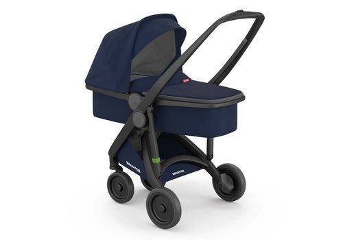 Greentom Carrycot Black/Blue
