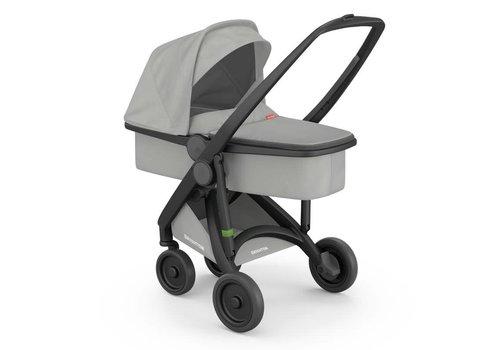 Greentom Carrycot Black/Grey