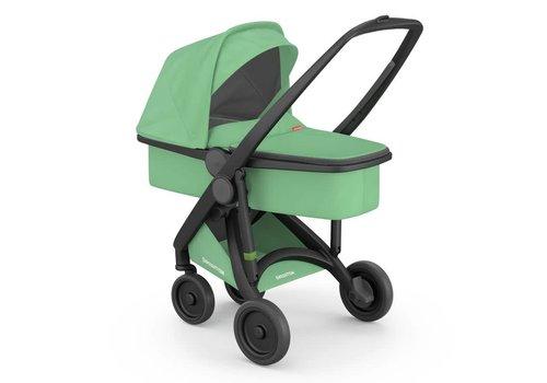 Greentom Carrycot Black/Mint