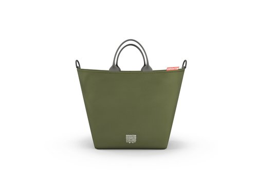 Greentom Shopping bag Olive