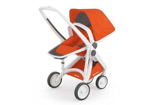 Greentom Reversible White/Orange