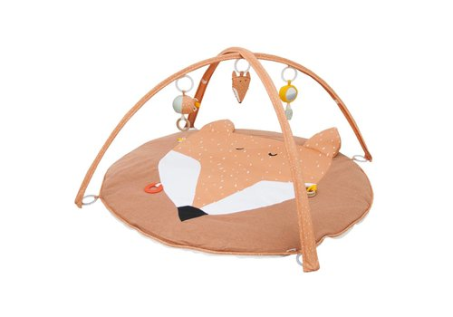Trixie Baby Activity play mat with arches Mr. Fox