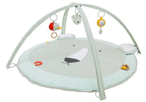 Trixie Baby Activity play mat with arches Mr. Polar Bear