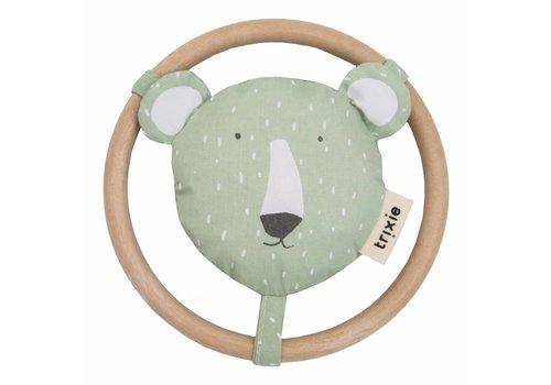 Trixie Baby Rattle Mr. Polar Bear
