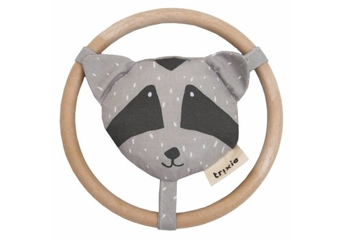 Trixie Baby Rattle Mr. Raccoon