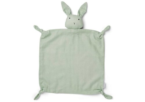 Liewood Knuffeldoekje Agnete Rabbit Dusty mint