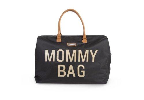 Childhome Mommy bag black/gold