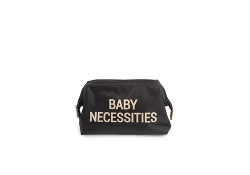 Childhome Baby necessities black/gold