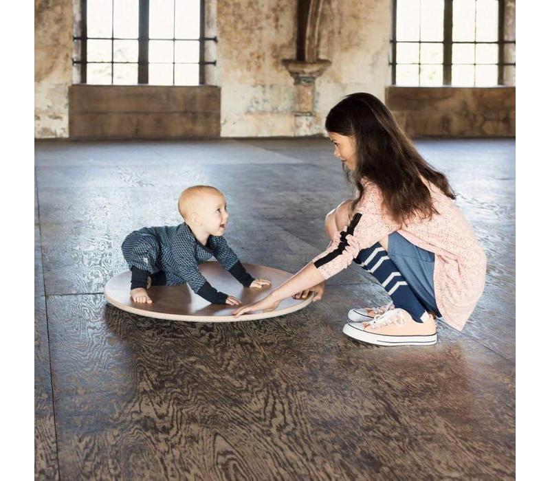 Wobbel 360 Blank gelakt baby muis