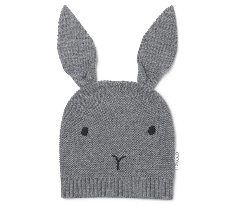 Muts Viggo Rabbit grey melange