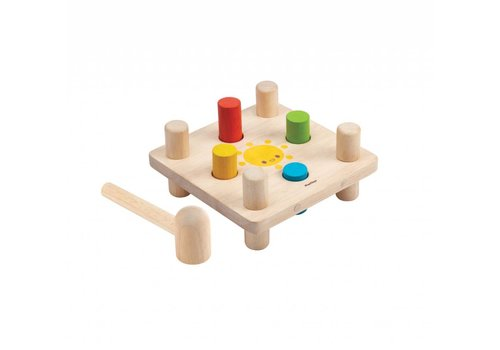 PlanToys Hamerspel