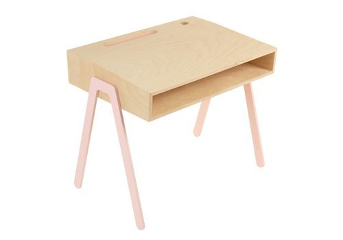 In2wood Desk Small pink