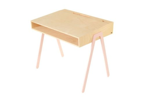 In2wood Desk Large pink