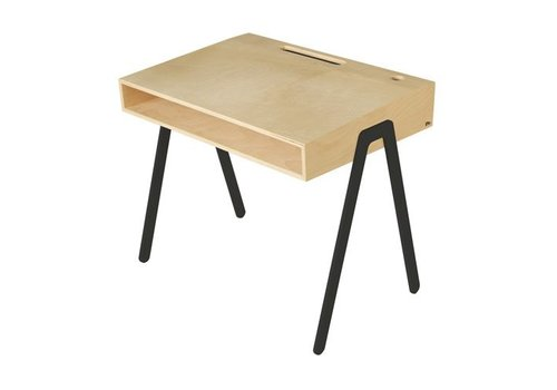 In2wood Desk Large black