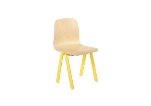 In2wood Chair Small yellow