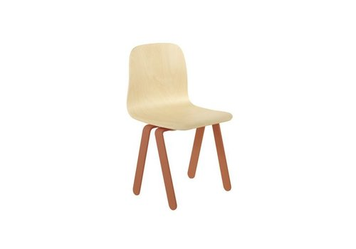 In2wood Chair Small rotorange