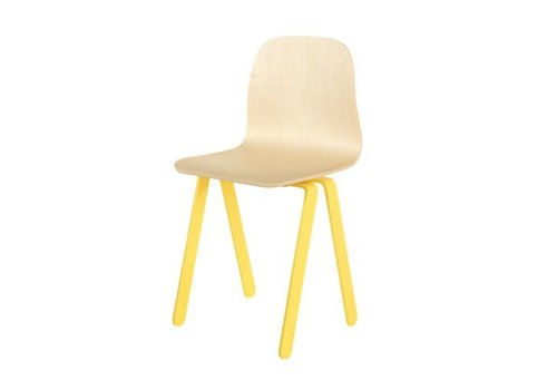 In2wood Chair Large yellow