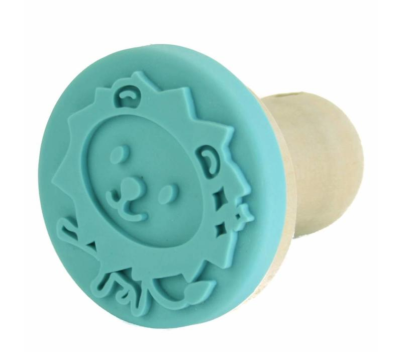Modeling clay stamps 5 pcs