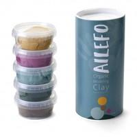 Organic modeling clay maxi tube
