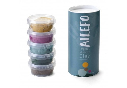 Ailefo Organic modeling clay maxi tube