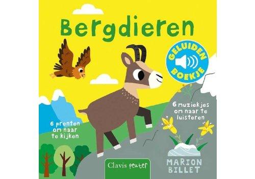 Clavis Geluidenboekje: Bergdieren. 1+