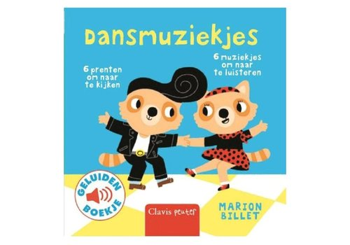 Clavis Geluidenboekje: Dansmuziekjes. 1+