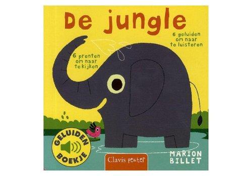 Clavis Geluidenboekje: De jungle. 1+