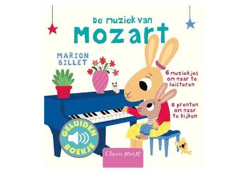 Clavis Geluidenboekje: De muziek van Mozart. 1+