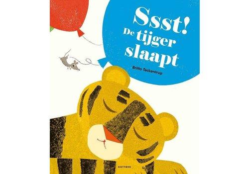 Gottmer Ssst. De tijger slaapt. 3+