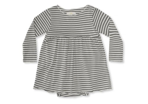 Konges Sløjd Reya frill dress striped