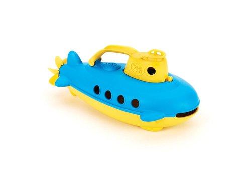 Green Toys Submarine yellow