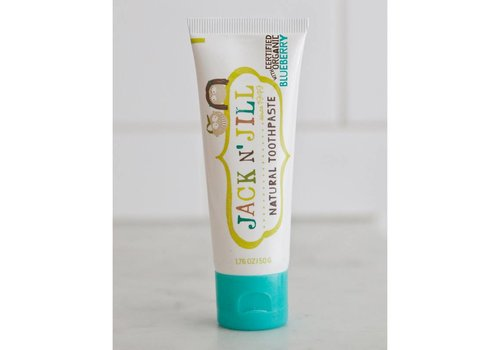 Jack n' Jill Natural Toothpaste Organic Blueberry