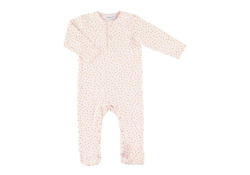 Trixie Baby Onesie with feet Moonstone