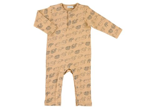 Trixie Baby Onesie long Silly Sloth