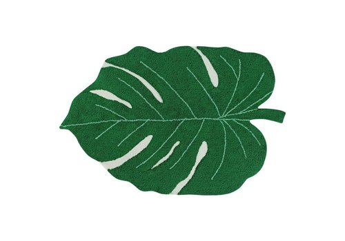 Lorena Canals Washable rug Monstera Leaf 120x180