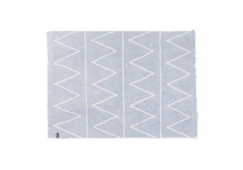 Lorena Canals Tapijt Hippy 120x160 Soft Blue