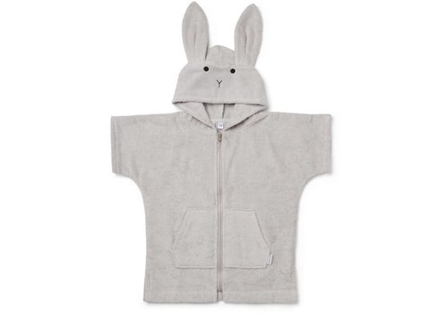 Liewood Lela cape Rabbit dumbo grey
