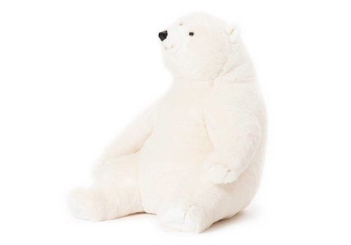 Wild & Soft Sitting Polar bear Victor