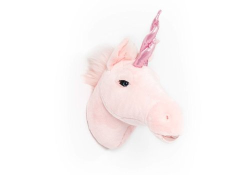 Wild & Soft Trophy pink unicorn Julia
