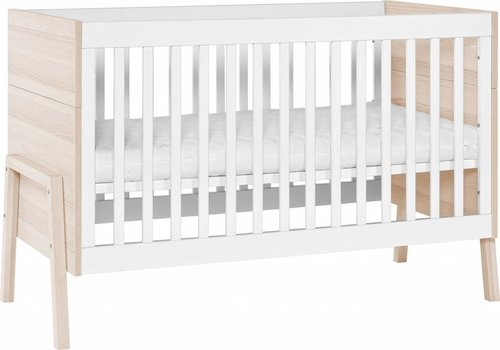 Vox SPOT Cot Bed 140x70 (infant Bed included) white