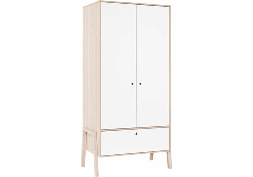 Vox SPOT 2-door wardrobe white